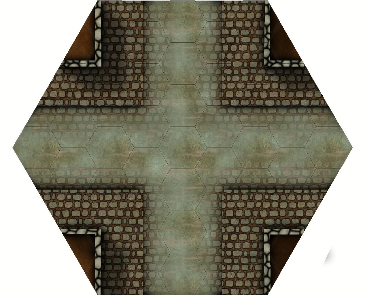 Geomorph Gurps Mega Dungeon